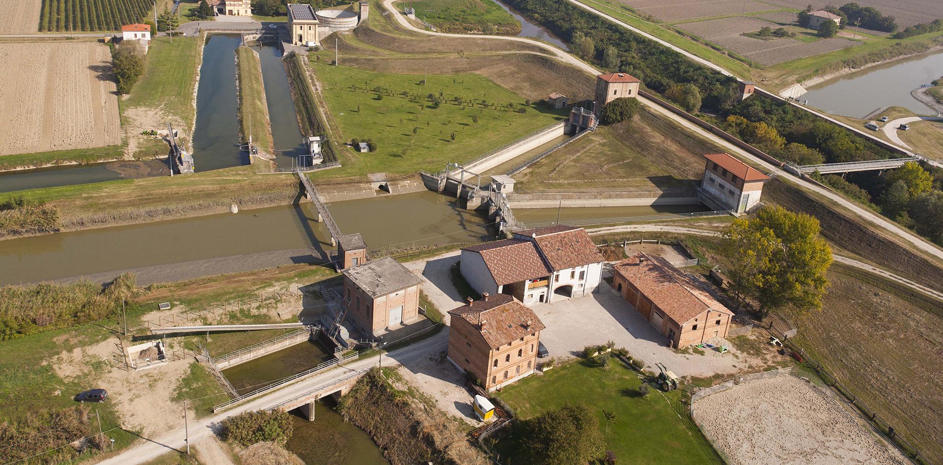 Restauro botte-sifone Bentivoglio a Gualtieri, Binini Partners, Società di architettura e ingegneria