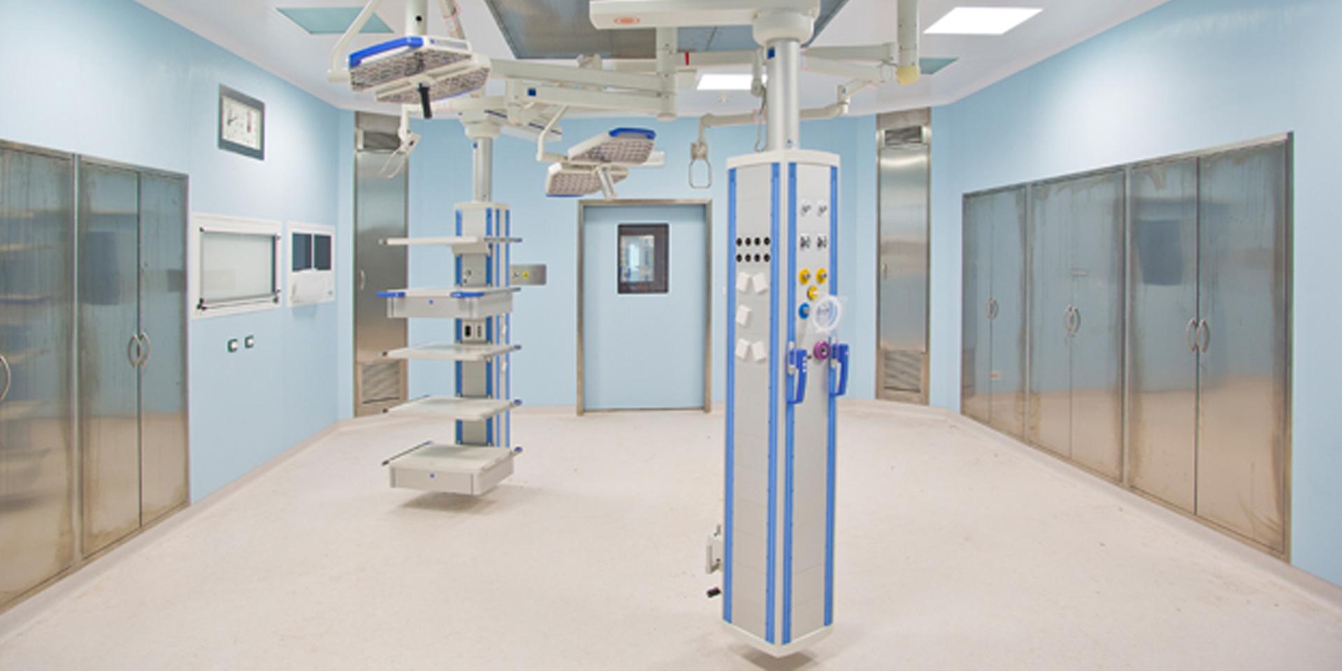 Ospedale della Donna e del Bambino a Firenze, Binini Partners, Società di architettura e ingegneria