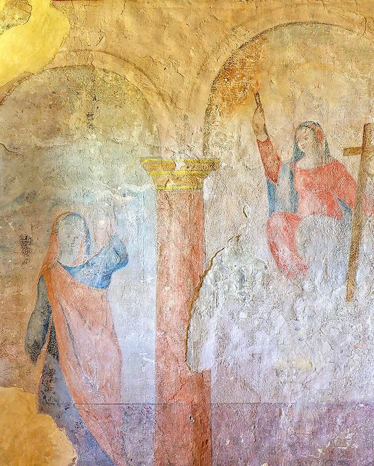 Castello di Rossena, Binini Partners, Società di architettura e ingegneria