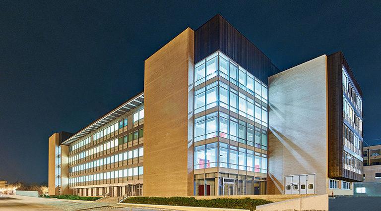CORE, Centro Oncologico Ematologico IRCCS, Binini Partners, Società di architettura e ingegneria