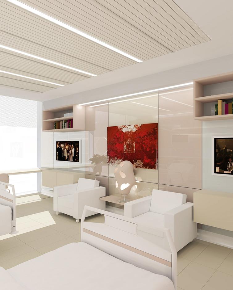 Il Gemelli del futuro, Roma, Binini Partners, Società di architettura e ingegneria