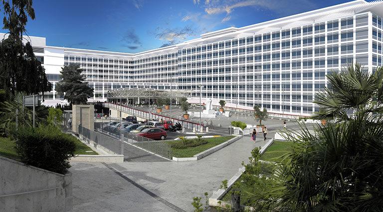 Green Hospital Policlinico Gemelli - Roma, Binini Partners, Società di architettura e ingegneria