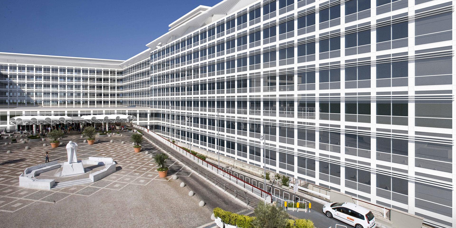 Green Hospital Policlinico A. Gemelli - Binini Partners 8badb7868ad