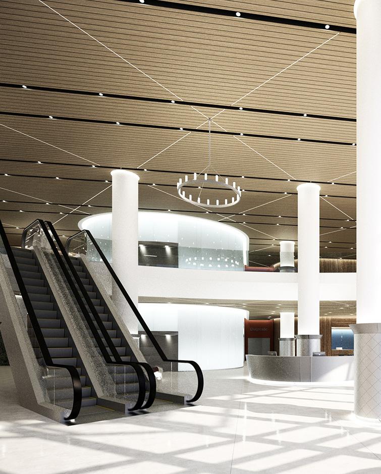 Jeddah New Hospital, Binini Partners, Società di architettura e ingegneria