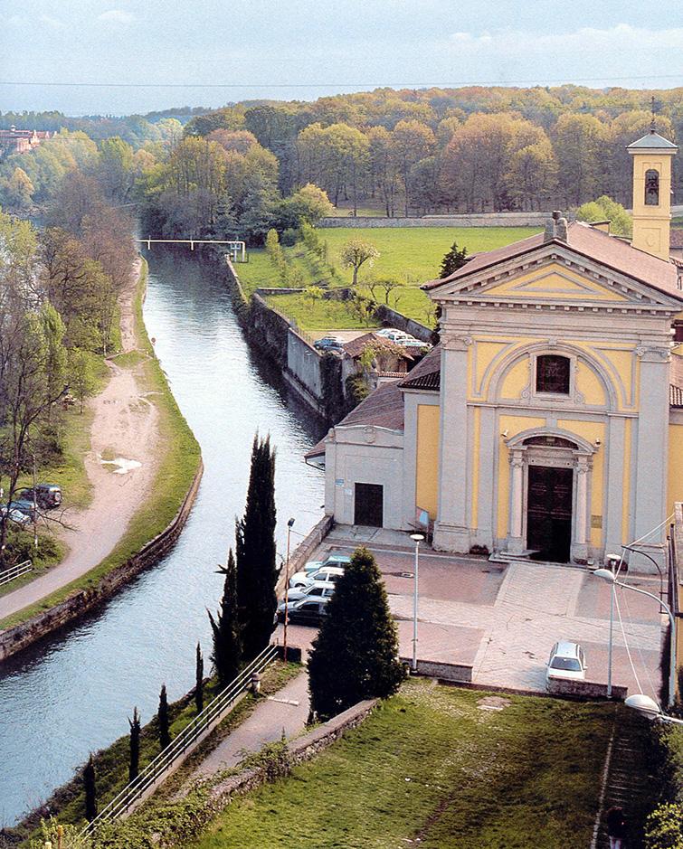 Studio per la navigazione turistica in Lombardia: navigli e fiume Mincio, Binini Partners, Società di architettura e ingegneria