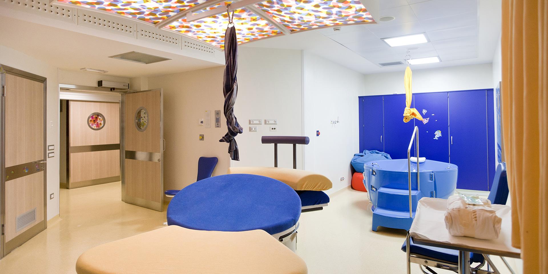 Ospedale E. Franchini di Montecchio Emilia, Binini Partners, Società di architettura e ingegneria