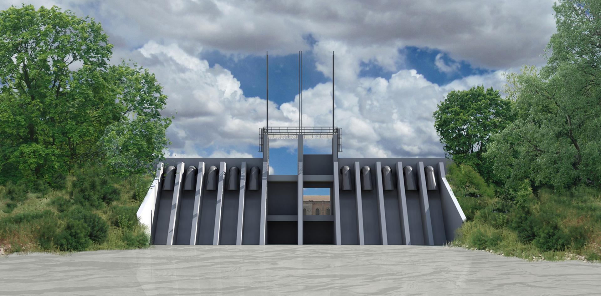 Adeguamento Impianto idrovoro di Moglia di Sermide, Binini Partners, Società di architettura e ingegneria