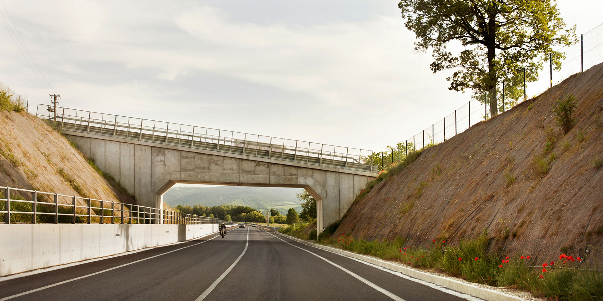 Variante di San Polo d'Enza, Binini Partners, Società di architettura e ingegneria