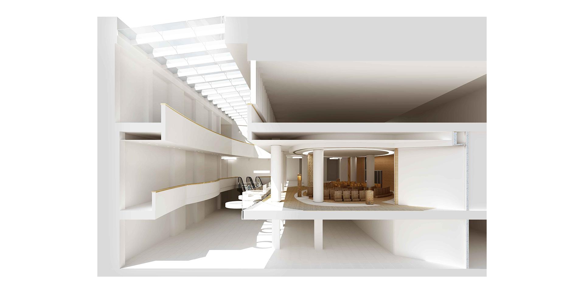 Cappella DEAS Careggi, Firenze, Binini Partners, Società di architettura e ingegneria