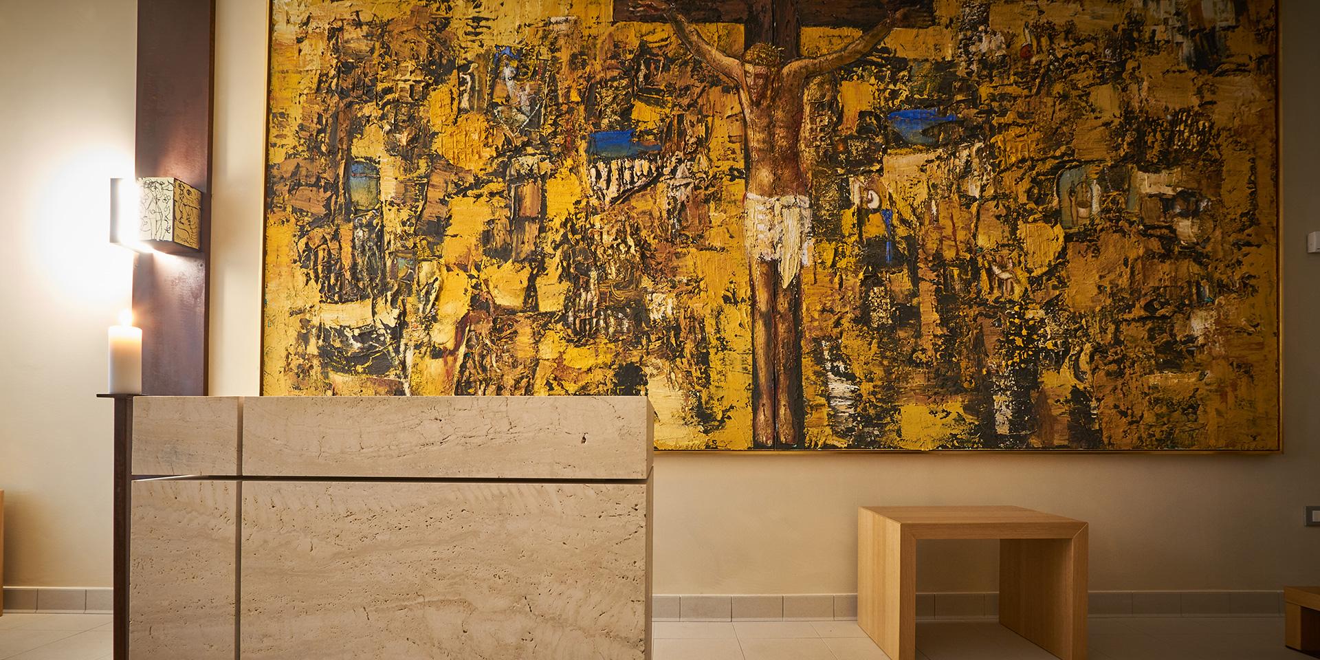 Cappella a Montecchio Emilia, Binini Partners, Società di architettura e ingegneria