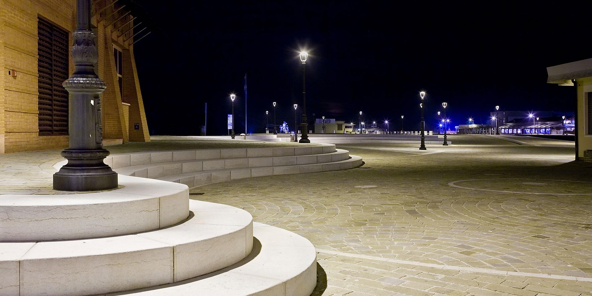 Porta Vinciana a Cesenatico, Binini Partners, Società di architettura e ingegneria
