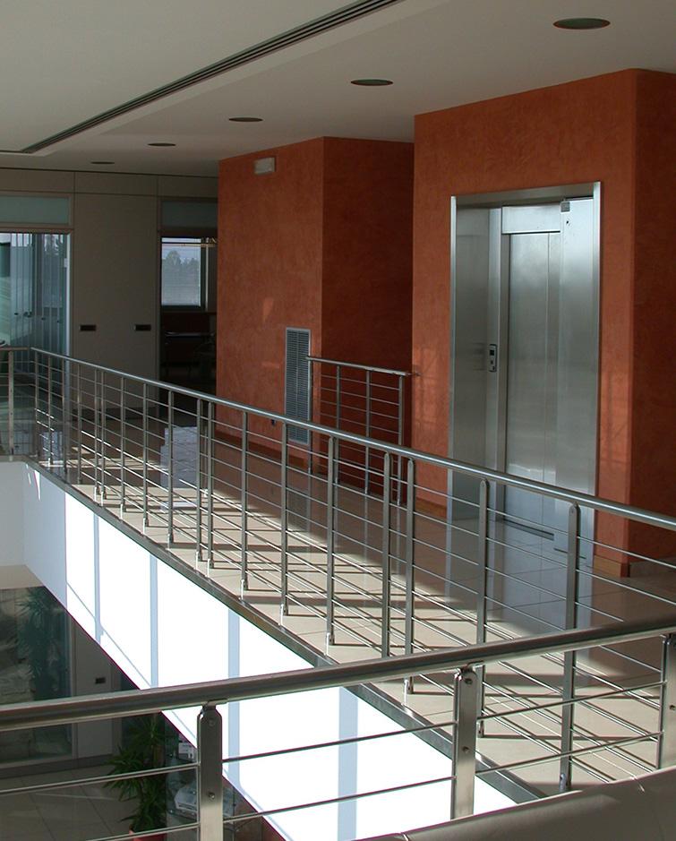 La Tecnocopie Headquarters, Binini Partners, Società di architettura e ingegneria