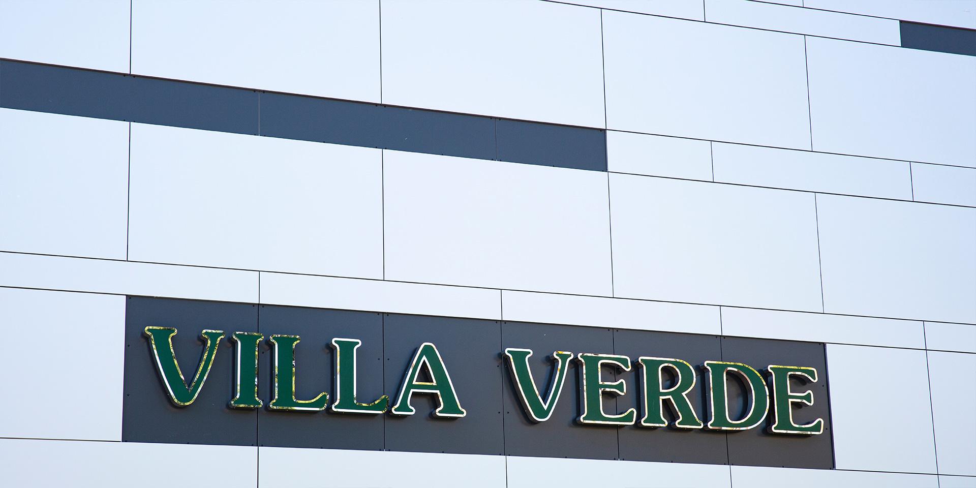 Villa Verde a Reggio Emilia, Binini Partners, Società di architettura e ingegneria