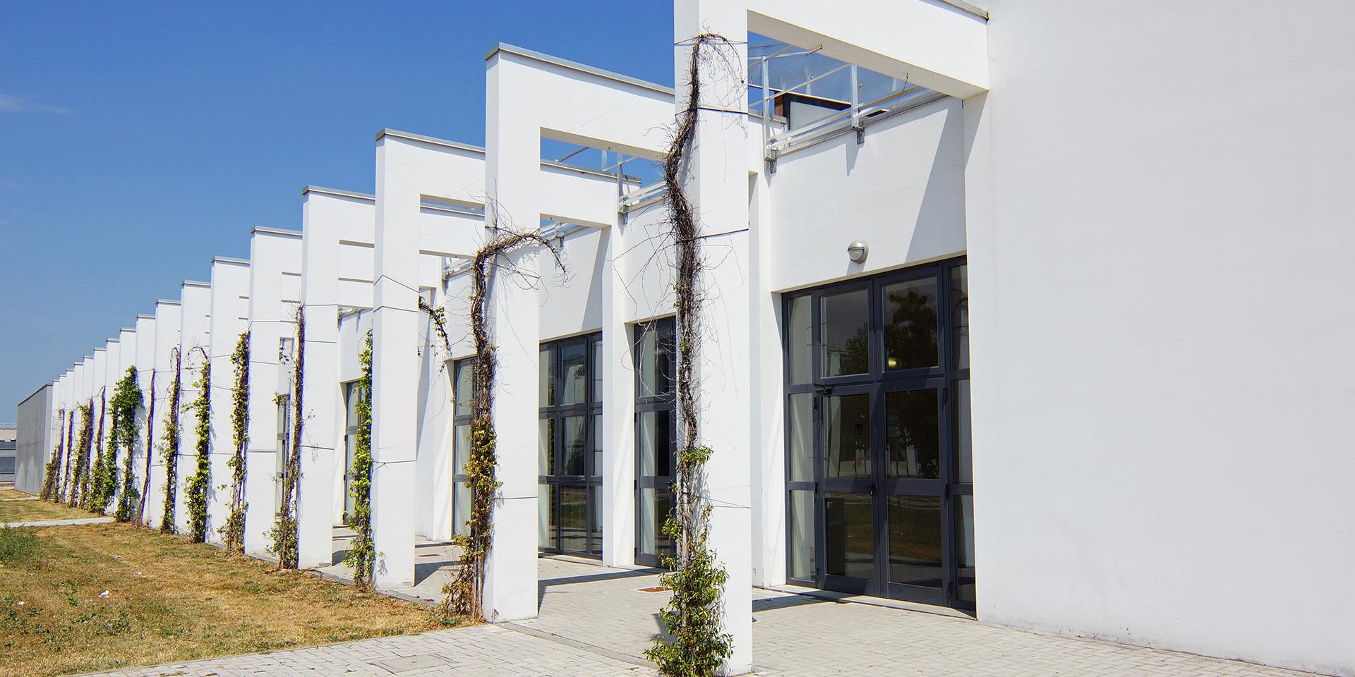 Aule Campus Università di Parma, Binini Partners, Società di architettura e ingegneria