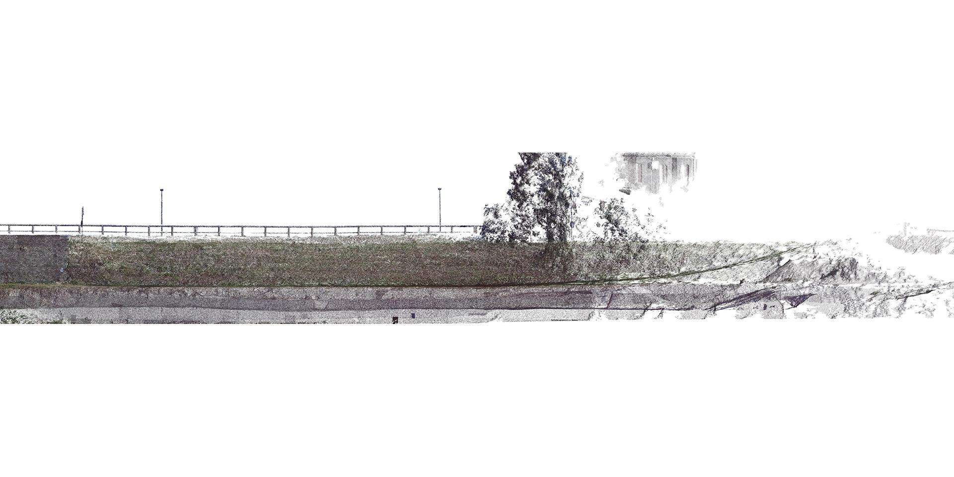 Sistemazione argine e conca a Bomporto, Binini Partners, Società di architettura e ingegneria