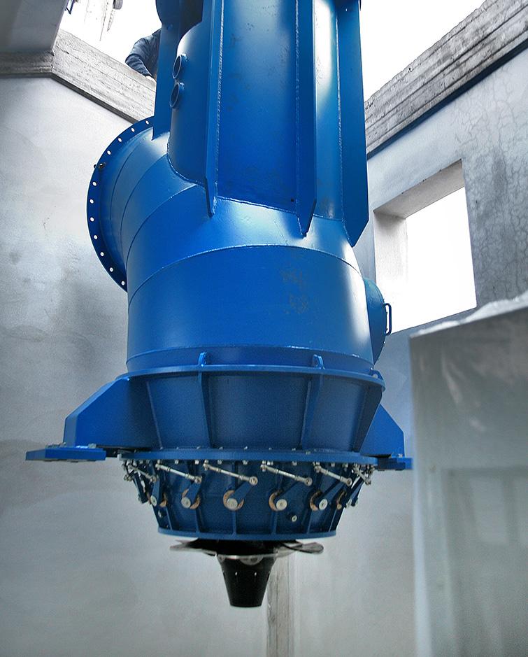 Centrale idroelettrica in Val d'Enza, Binini Partners, Società di architettura e ingegneria
