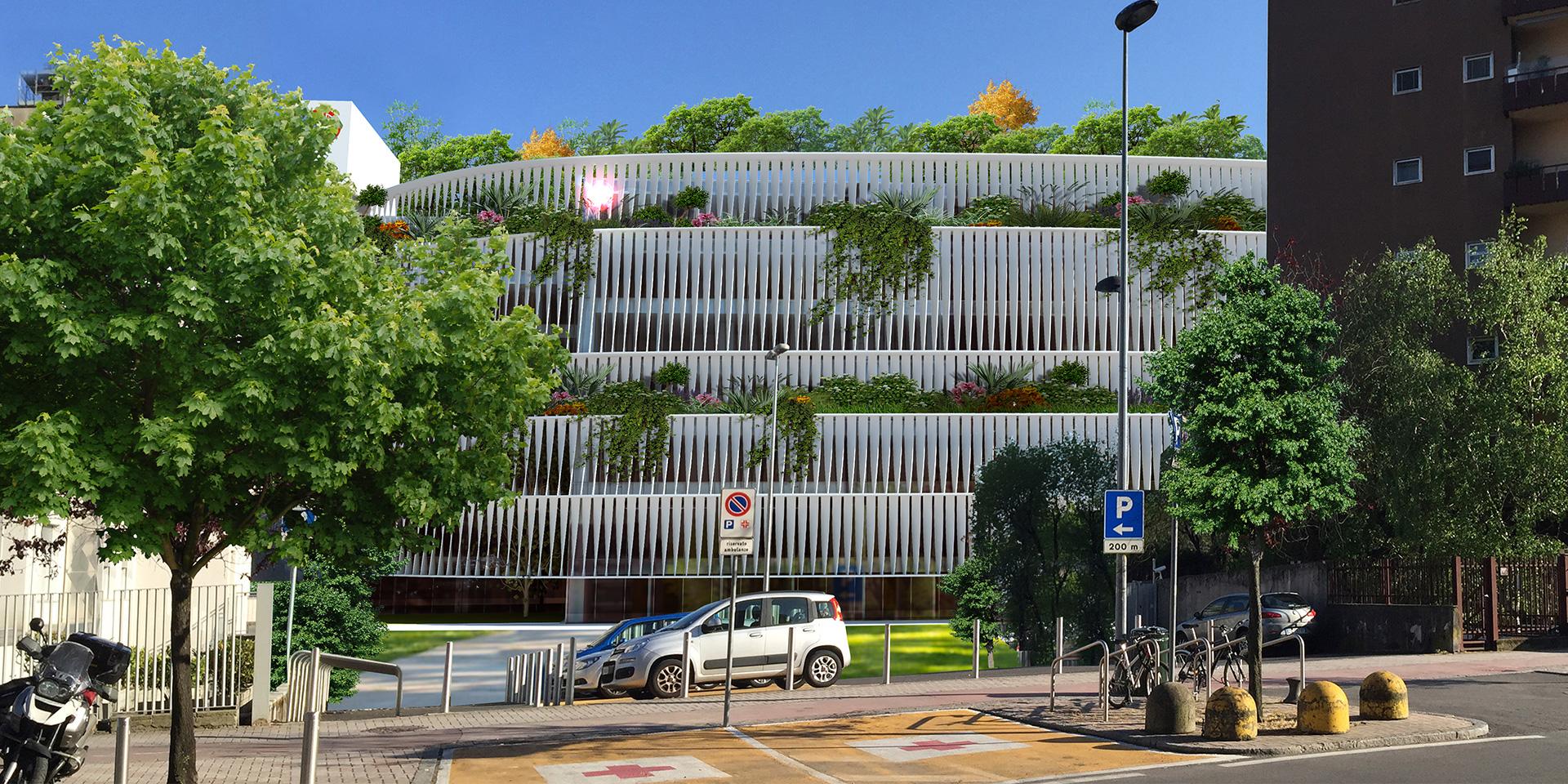 Corpo Volano a San Donato, Binini Partners, Società di architettura e ingegneria