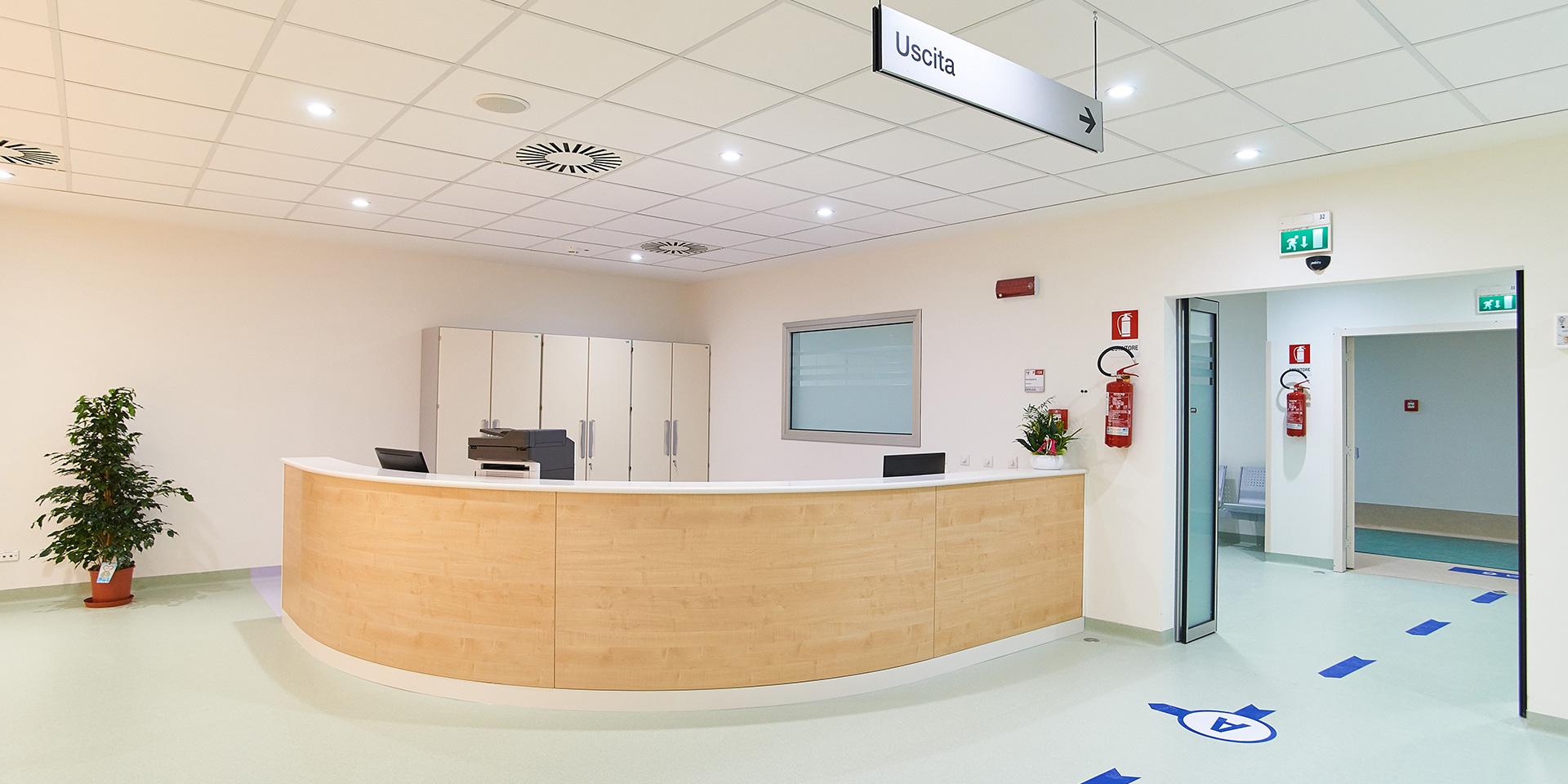 DEAS a Careggi, Firenze, Binini Partners, Società di architettura e ingegneria