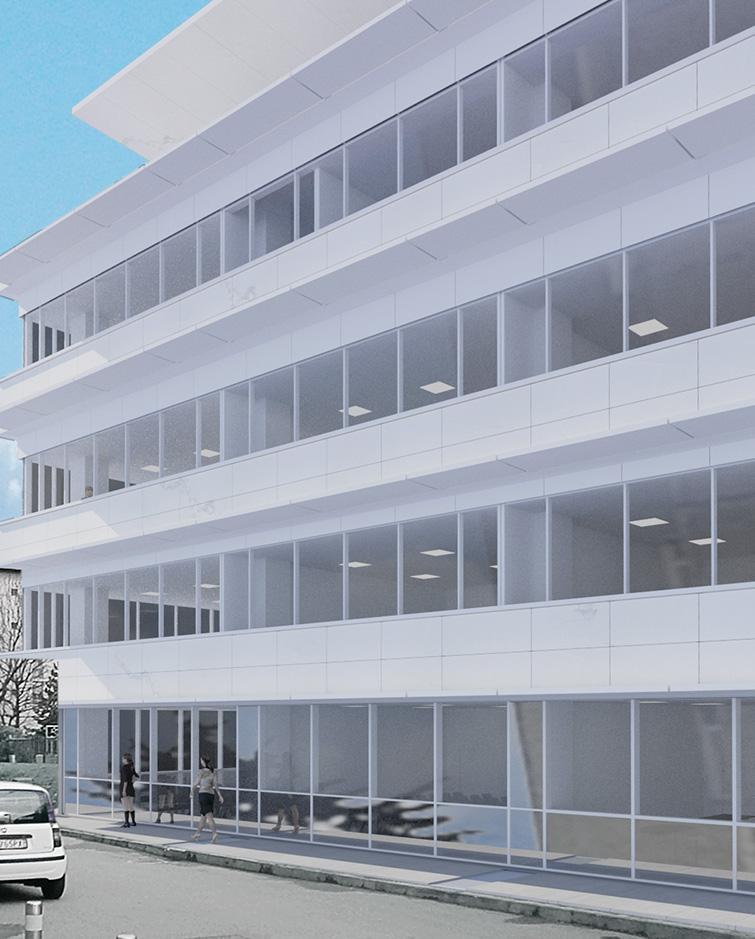 Laboratori biotecnologici e Università IRCCS Policlinico San Donato, Binini Partners, Società di architettura e ingegneria
