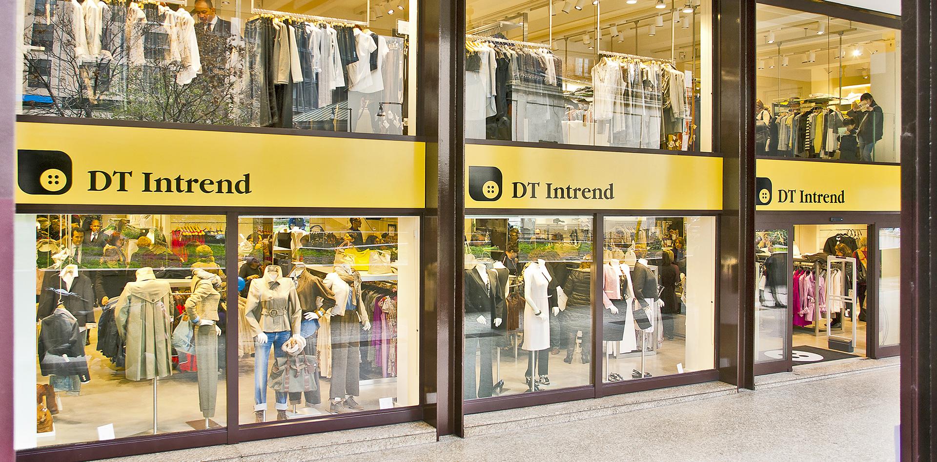"""Outlet """"DT Intrend"""" a Milano, Binini Partners, Società di architettura e ingegneria"""