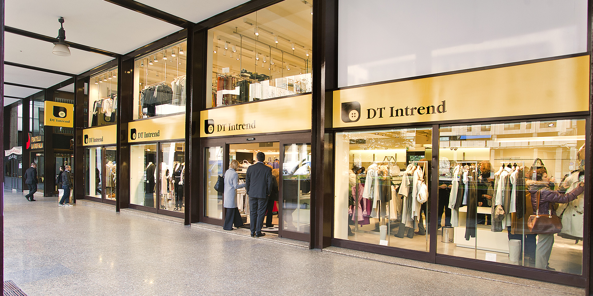 """Outlet """"DT Intrend"""" a Milano - Binini Partners 2cbac8cafac"""