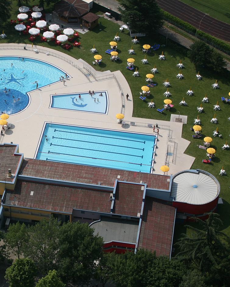 Parco Lido sul fiume Enza, Binini Partners, Società di architettura e ingegneria
