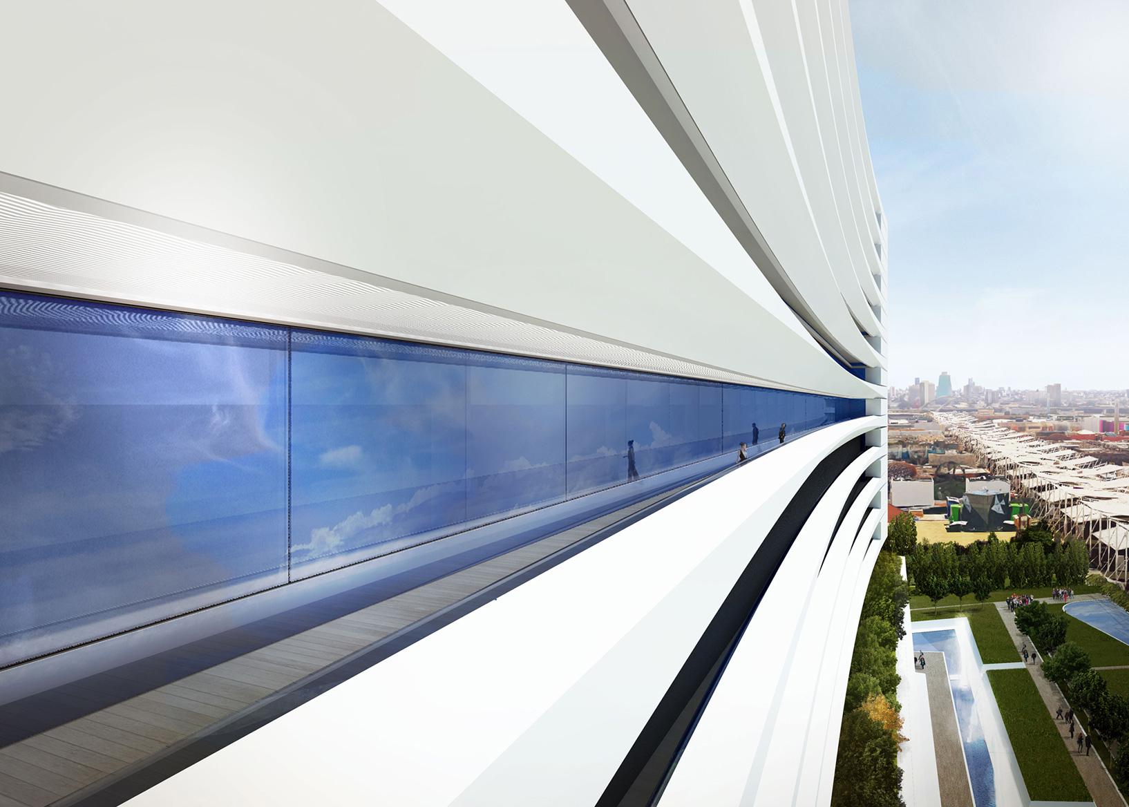 IRCCS Galeazzi, Milano, Binini Partners, Società di architettura e ingegneria
