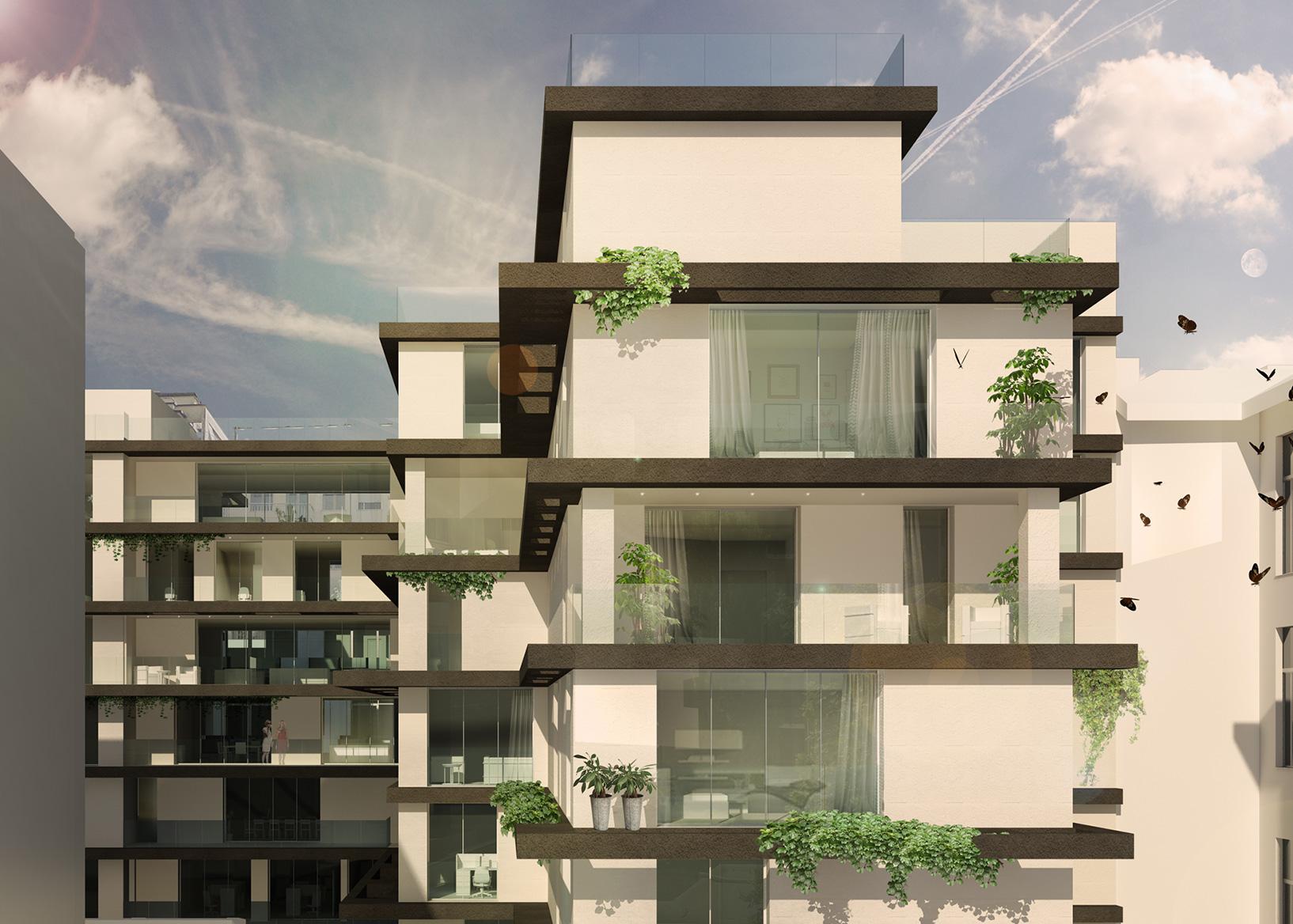 Architetto Gianluca Castagnetti, Via Lamarmora, Milano, Binini Partners, Società di architettura e ingegneria