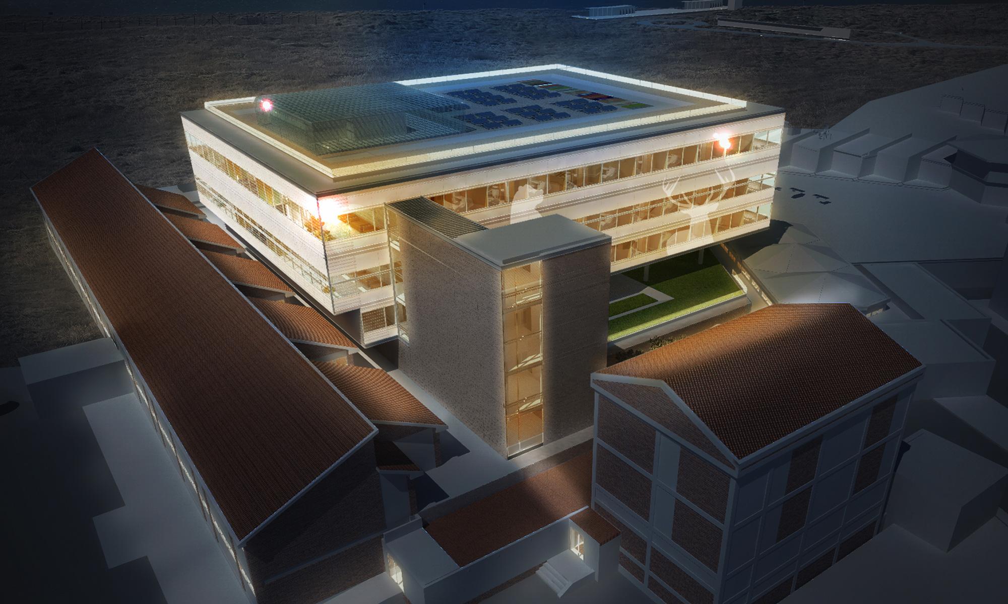 Architetto Cecilia Morini, Binini Partners , Società di architettura e ingegneria, Reggio Emilia, Italia
