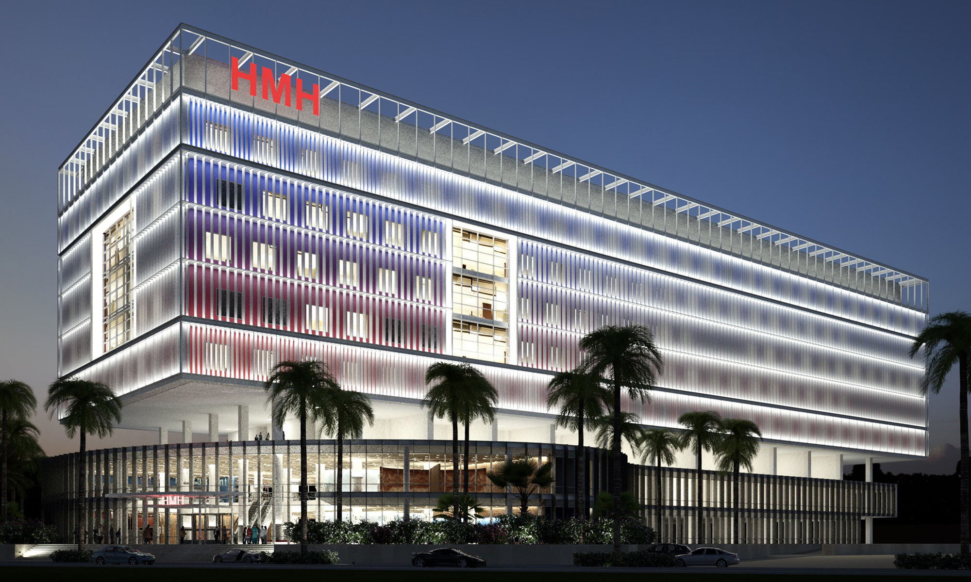 Architetto Cecilia Morini, Jeddah New Hospital, Binini Partners, Società di architettura e ingegneria