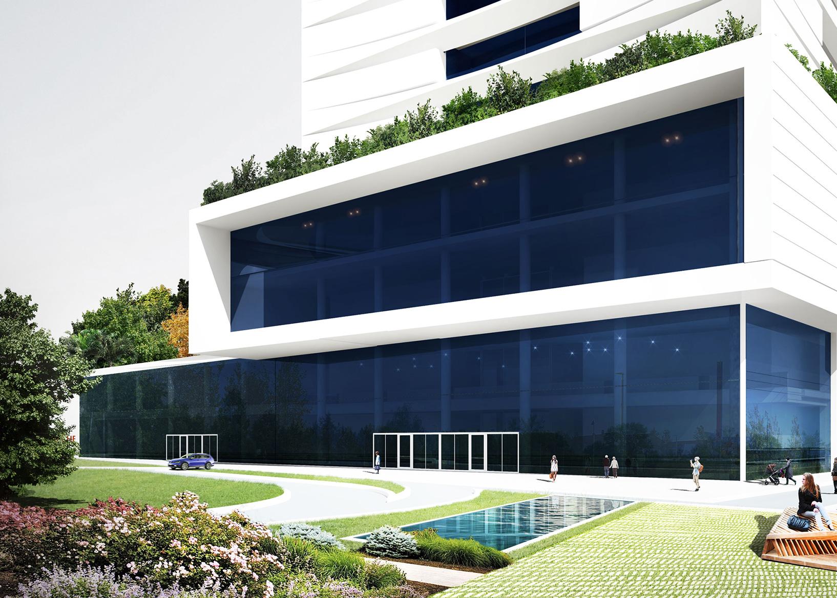 Ingegnere Ed Architetto Francesco De Benedittis, IRCCS Galeazzi, Milano, Binini Partners, Società di architettura e ingegneria