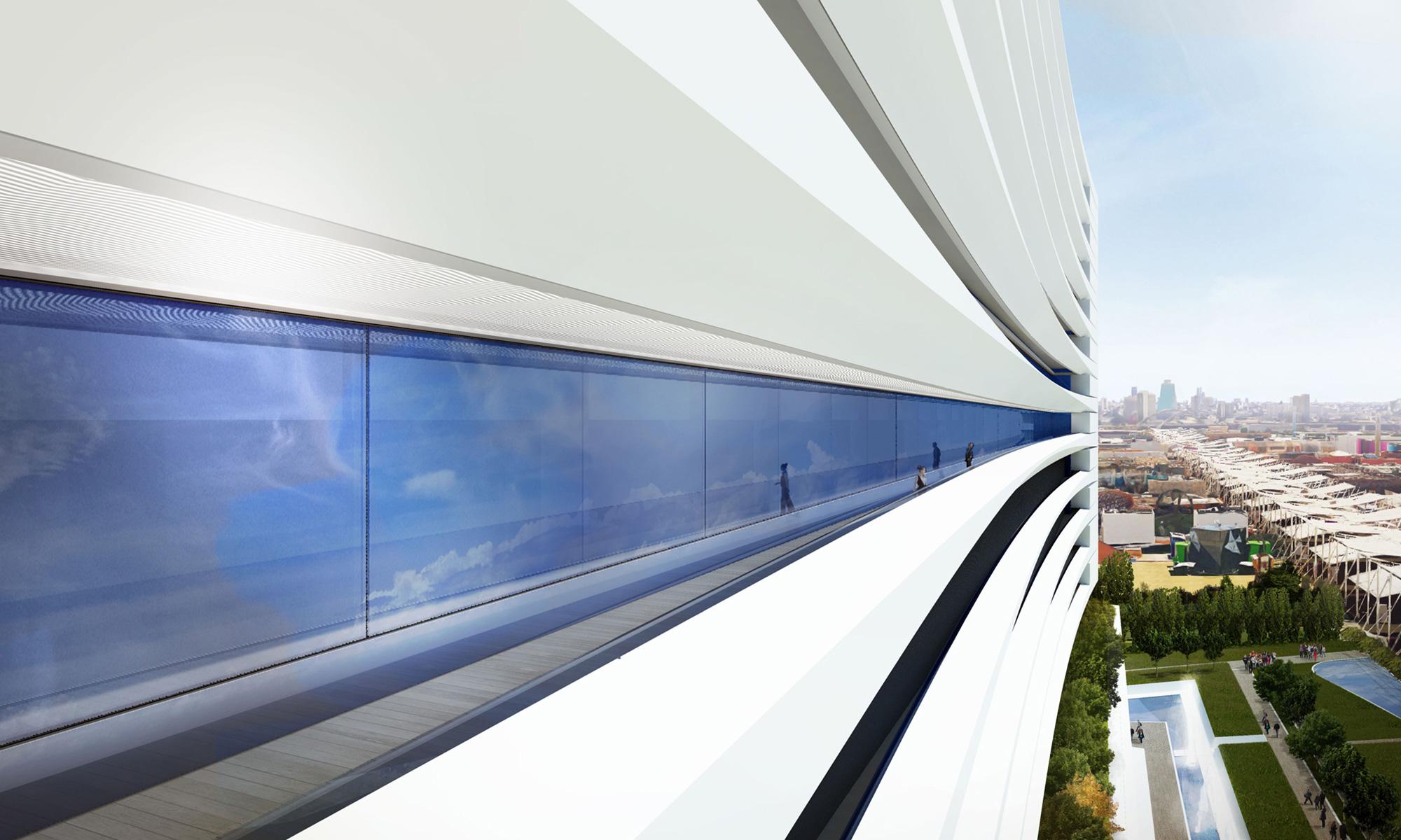 Ingegnere Maria Vittoria Tagliaferri, IRCCS Galeazzi, Milano, Binini Partners, Società di architettura e ingegneria