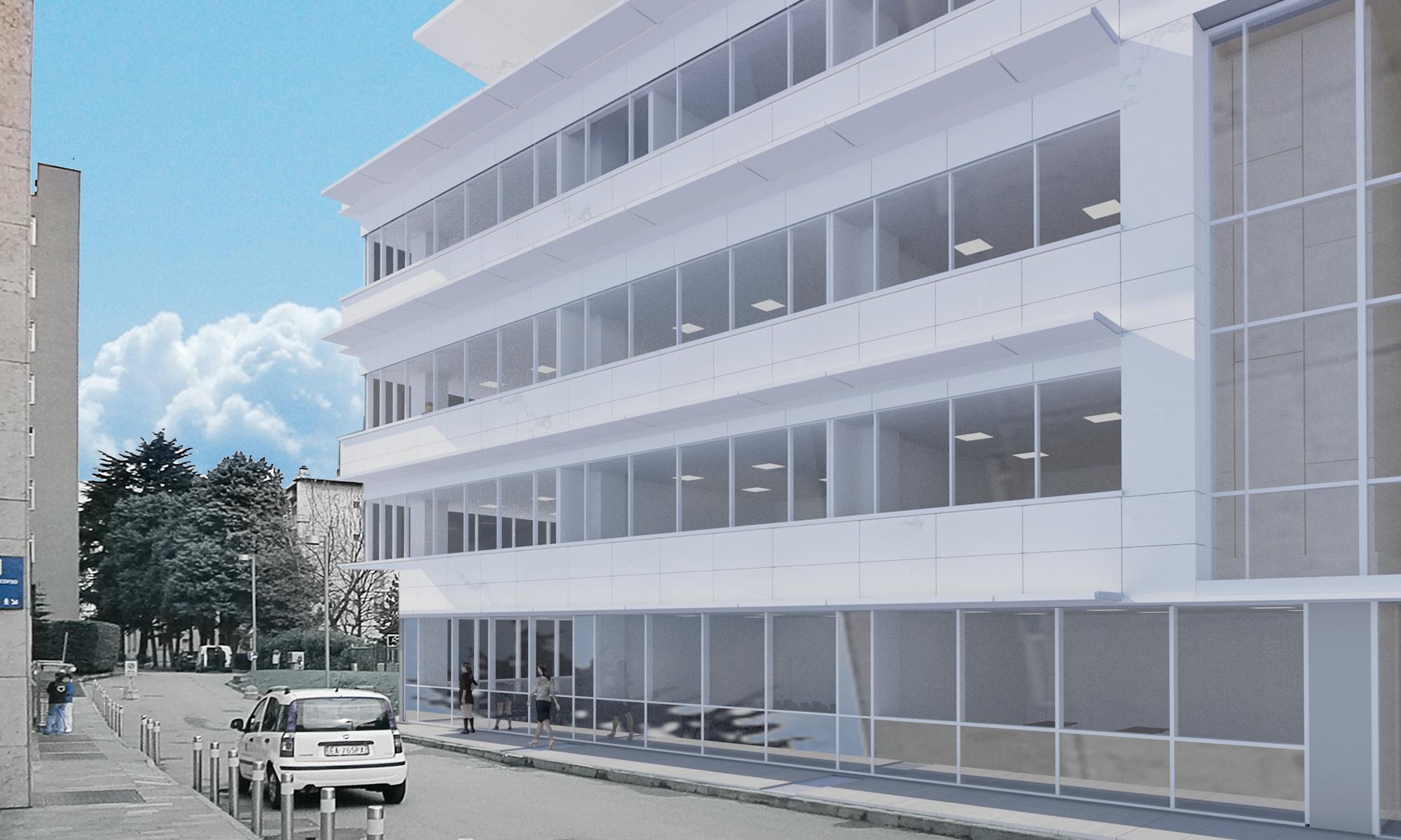 Ingegnere Raffaele Ramolini, Binini Partners , Società di architettura e ingegneria, Reggio Emilia, Italia