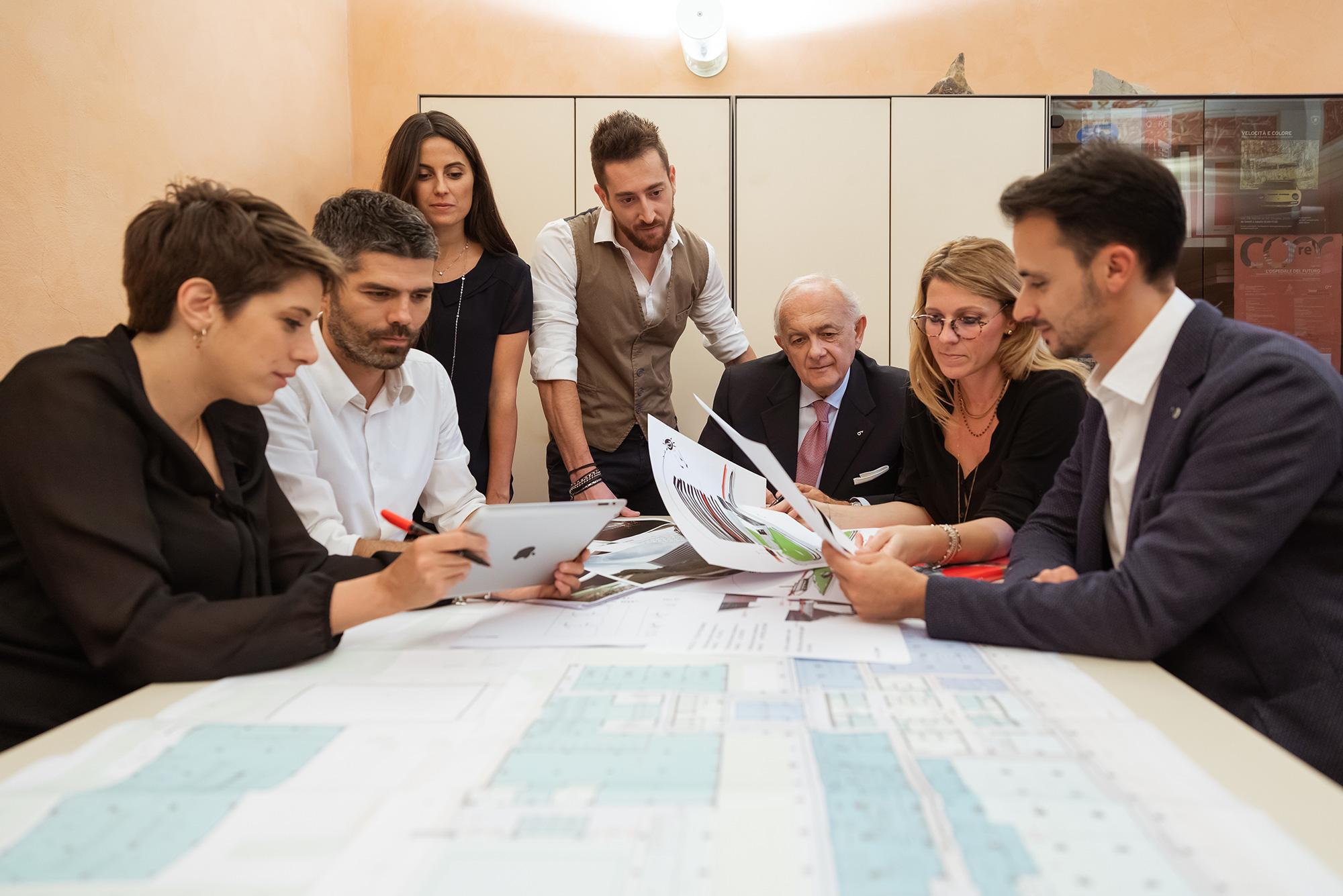 Binini Partners , Società di architettura e ingegneria, Reggio Emilia, Italia