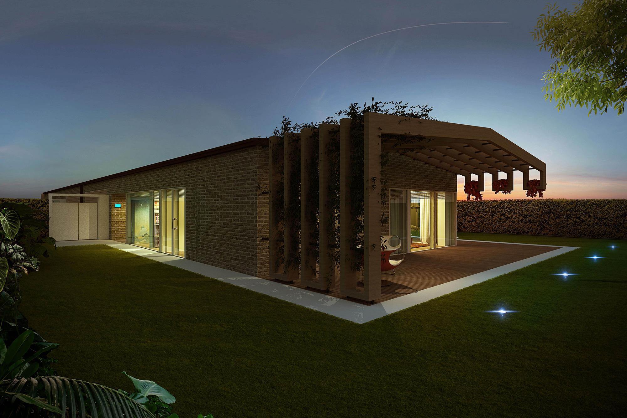 Borgo dei Ciliegi a Quattro Castella, Binini Partners, Società di architettura e ingegneria