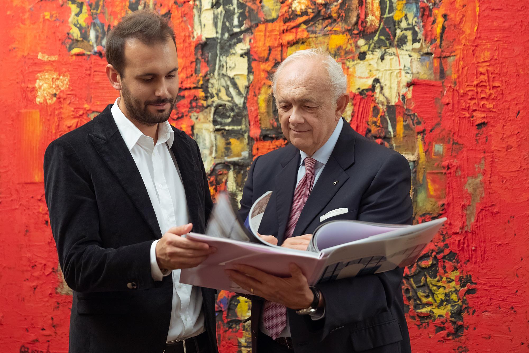 Art Director Matteo Binini, Binini Partners , Società di architettura e ingegneria, Reggio Emilia, Italia