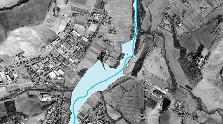 Adeguamento fasce fluviali PTCP Reggio Emilia, Binini Partners, Società di architettura e ingegneria
