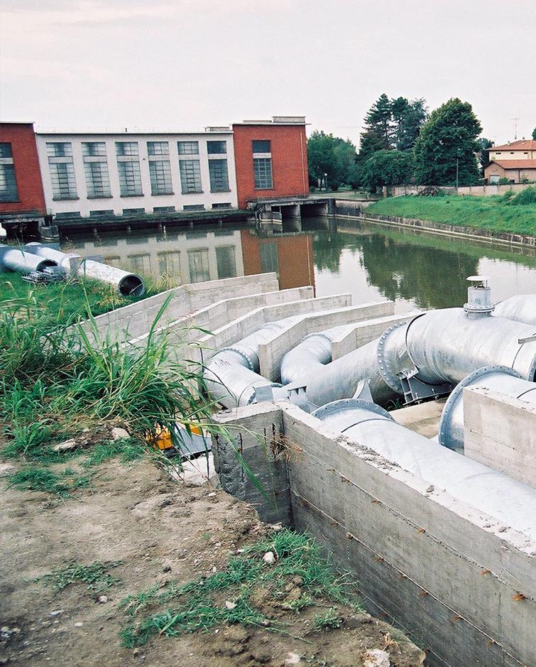 Adeguamento idraulico argini Enza, Po e Crostolo, Binini Partners, Società di architettura e ingegneria