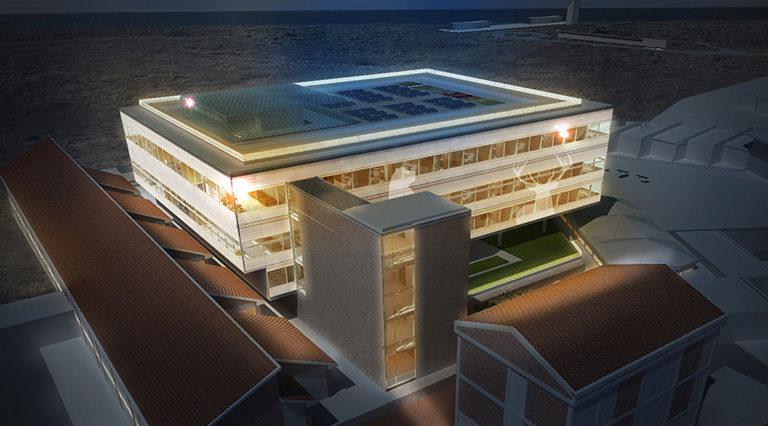 Nuovo padiglione ospedale pediatrico Bambino Gesu' di Palidoro – Roma, Binini Partners, Società di architettura e ingegneria