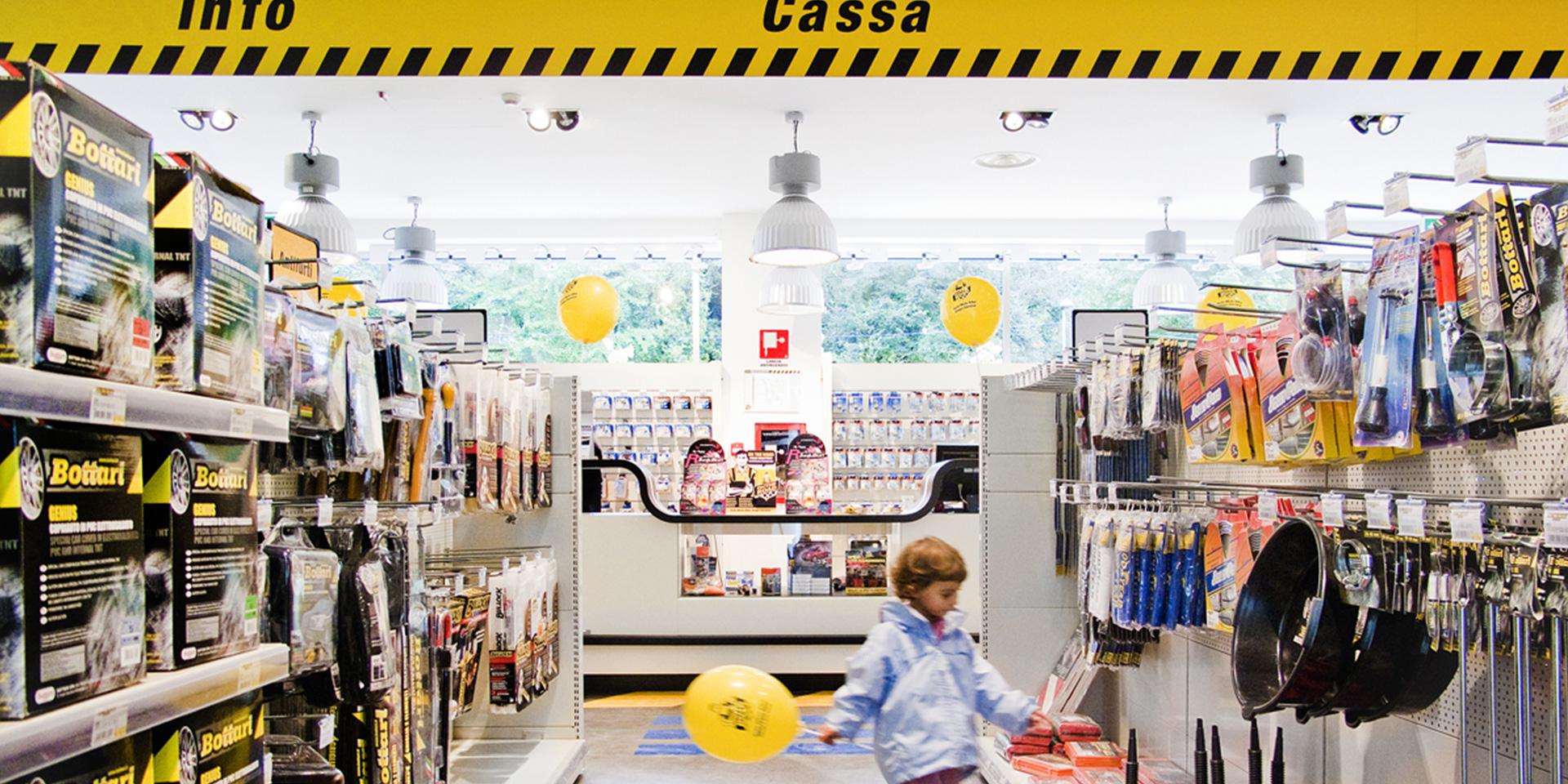 Outlet Bottari a Varese, Binini Partners, Società di architettura e ingegneria