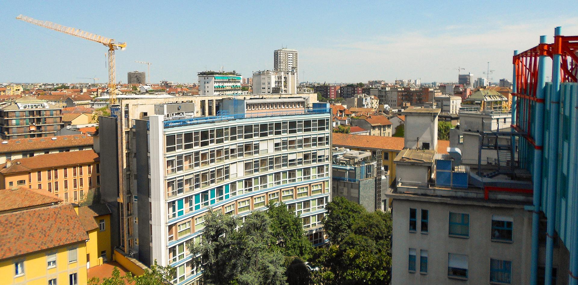 La Casa di Cura La Madonnina, Binini Partners, Società di architettura e ingegneria