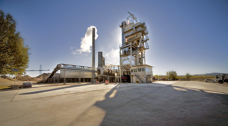 Centrale di Bitumaggio Emiliana Conglomerati, Binini Partners, Società di architettura e ingegneria