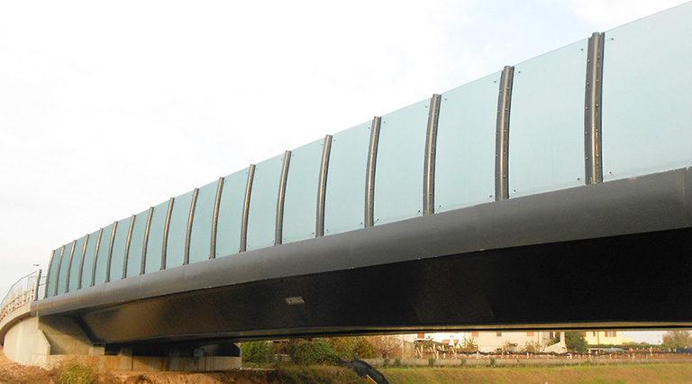 Cavalcavia sull'Autostrada A21 del Brennero, Binini Partners, Società di architettura e ingegneria