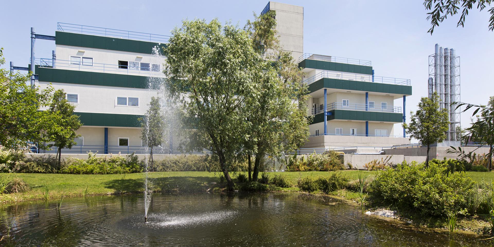 Facoltà di Medicina-Chirurgia e Scienze MM.FF.N. a Pavia, Binini Partners, Società di architettura e ingegneria