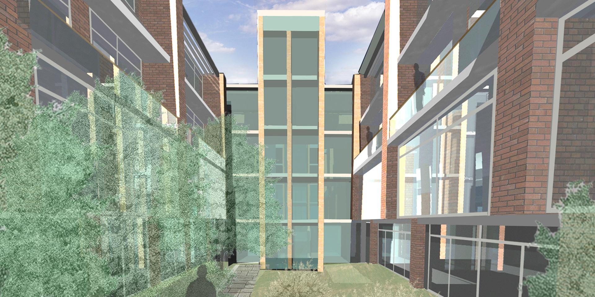 Progetto di completamento Ospedale di Cisanello - Pisa, Binini Partners, Società di architettura e ingegneria
