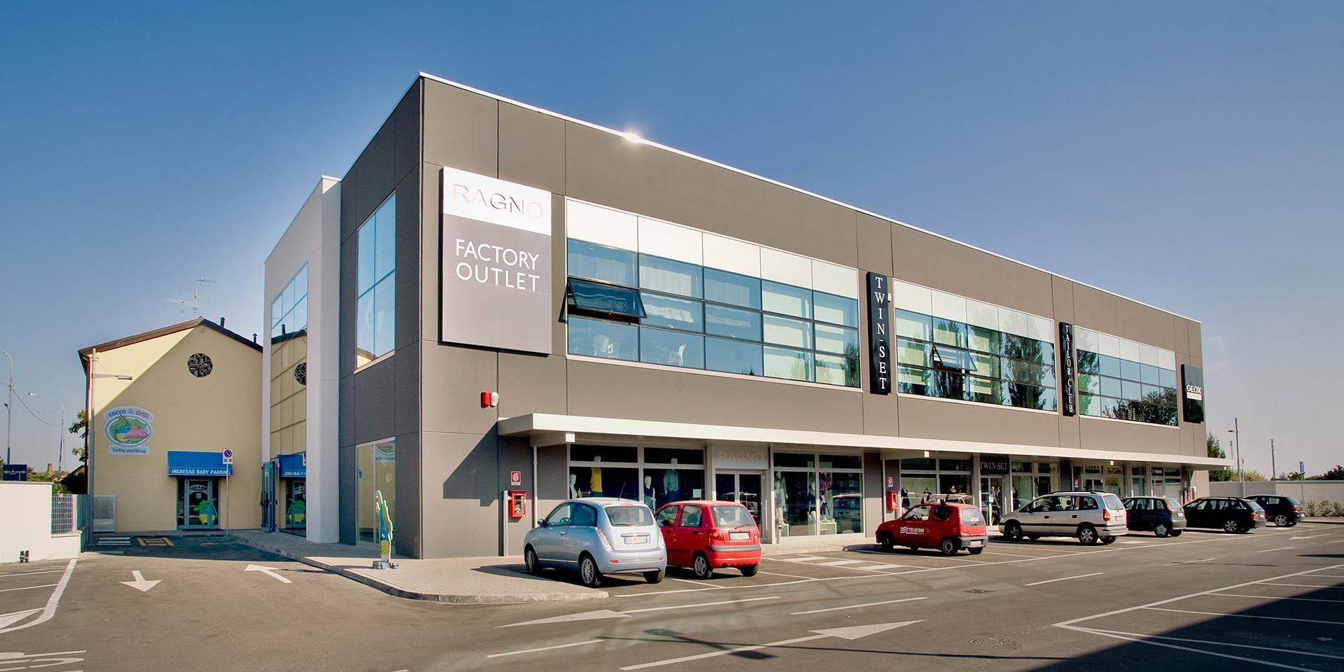 Outlet a Boretto, Binini Partners, Società di architettura e ingegneria - ok