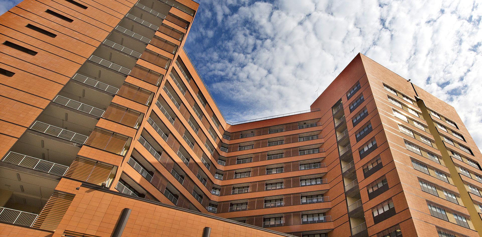 IRCCS Policlinico San Matteo di Pavia, Binini Partners, Società di architettura e ingegneria