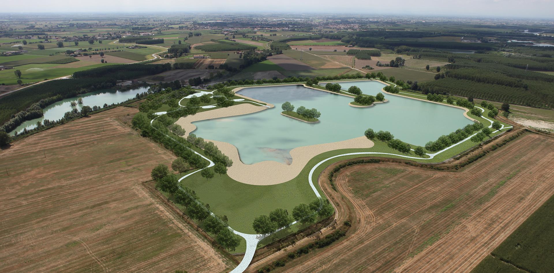 Progettazione e Pianificazione ambientale industria estrattiva Emiliana Conglomerati, Binini Partners, Società di architettura e ingegneria