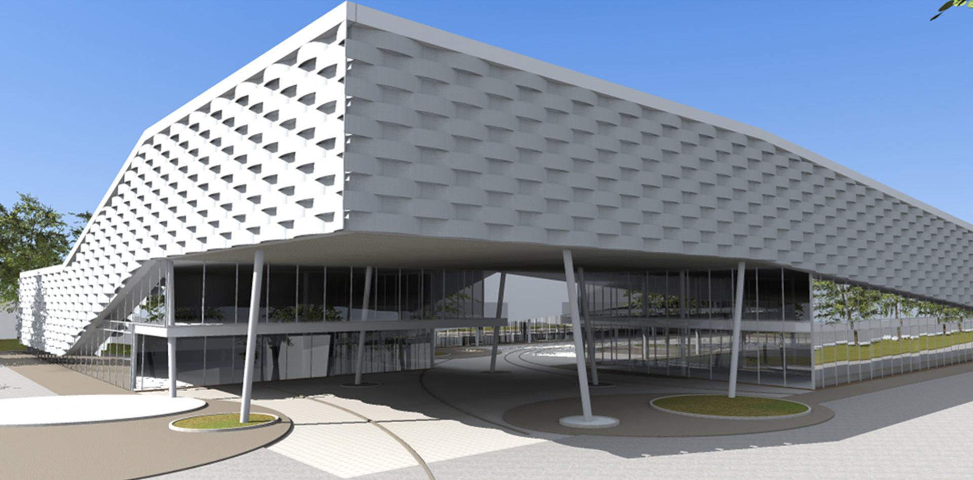 Reggiana Riduttori, Binini Partners, Società di architettura e ingegneria
