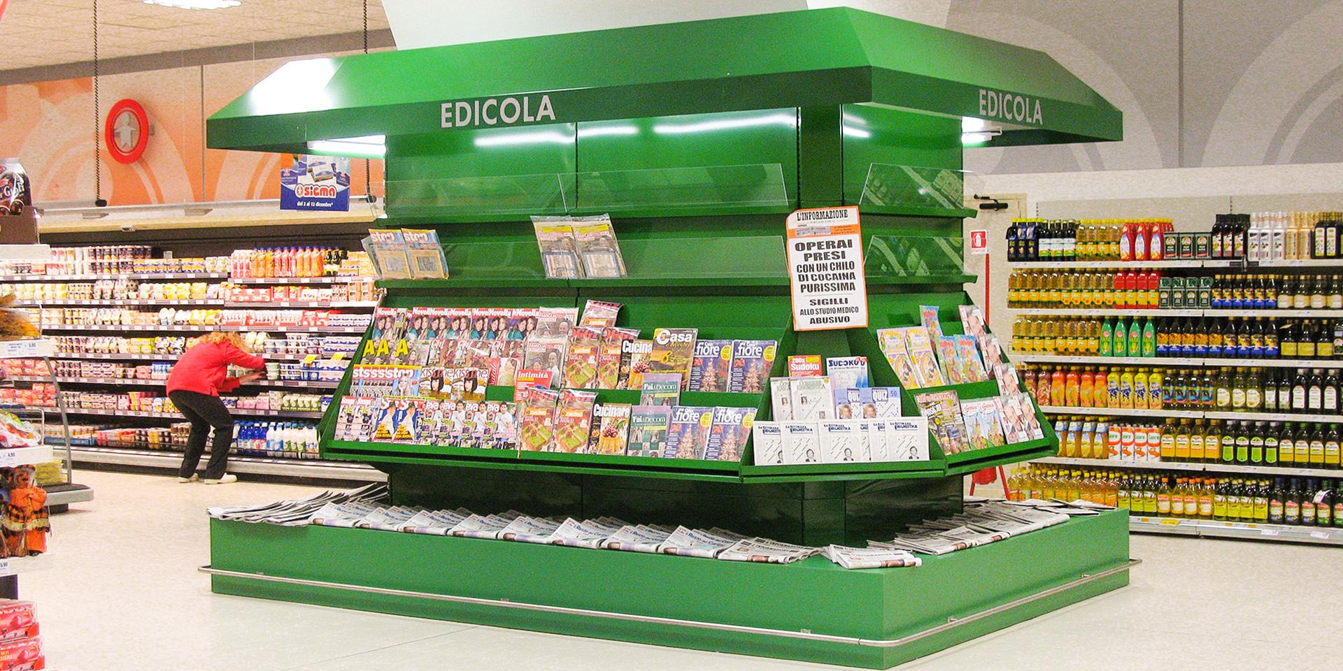 Supermercato Sigma, Binini Partners, Società di architettura e ingegneria